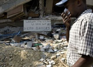 Haiti help